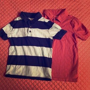 NWOT Two Polo Shirt Bundle by Old Navy
